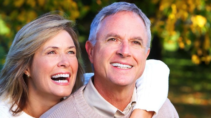 One Complete Dental Implant in Beverly Hills