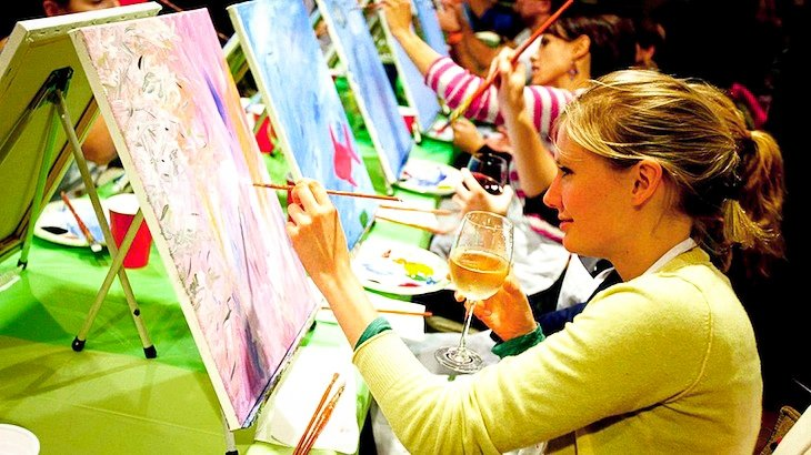 Paint Nite - San Jose