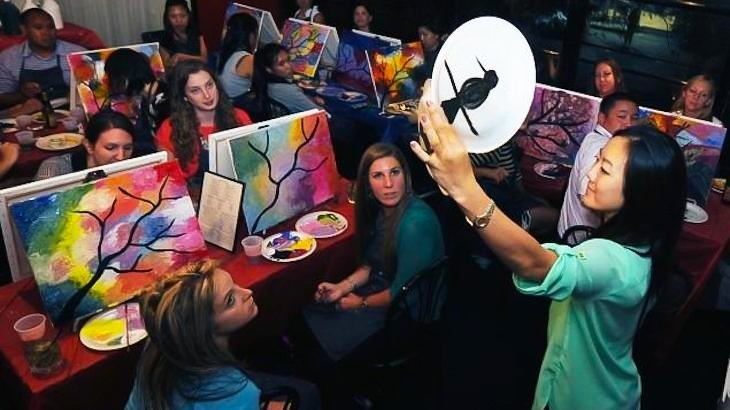 Paint Nite - Washington D.C