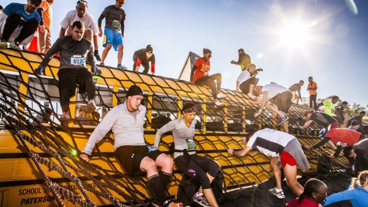 One Entry to Men's Health Urbanathlon Classic Distance