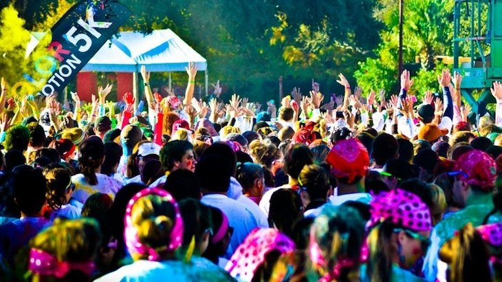 VIP registration for one - Includes Color in Motion Swag Bag and sunglasses