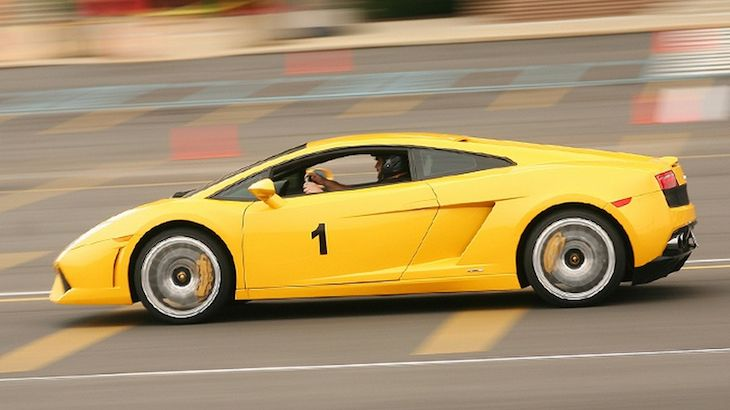 Lamborghini/Ferrari High-Speed Driving Experience