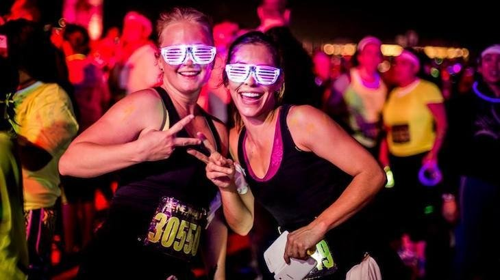 The Neon Run 5K: Entry Package - The Neon Run 5K: Entry Package