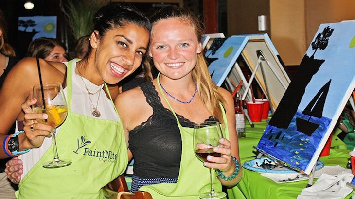 Paint Nite - Minneapolis