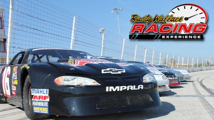 10-Lap Qualifier Racing Package