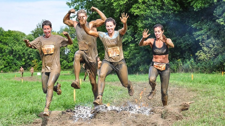 Individual Entry to 5K Mud Run at 50% OFF