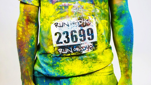 (Last Call) Most Colorful 5K in LA at 55% off