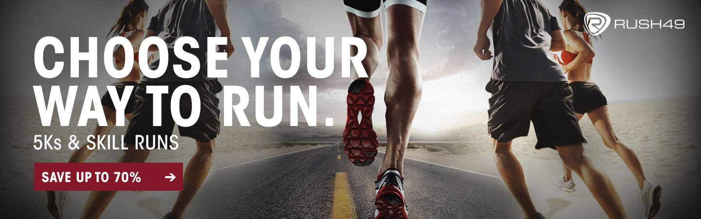 Click here to see all our Running events
