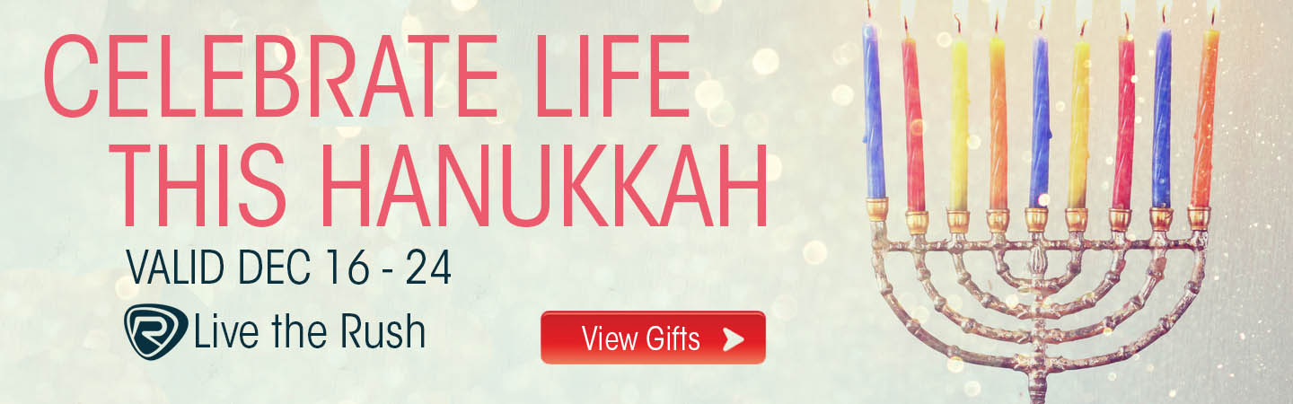 Click here to see our Hanukkah gift experiences sale