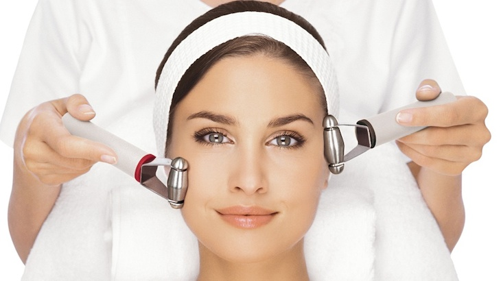 A 75 Mins. Galvanic Facial with Electronic Muscle Stimulation (EMS)