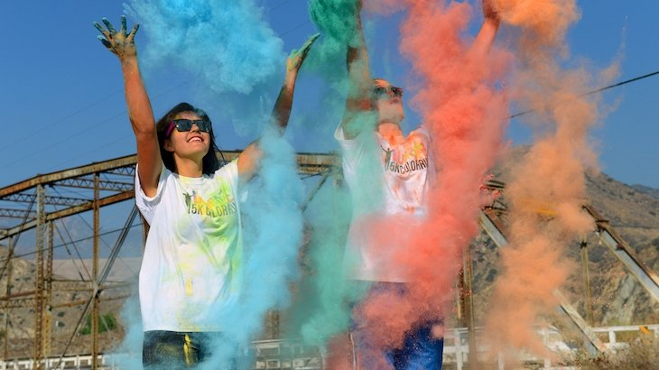 Entry to Do or Dye 5K -Adult