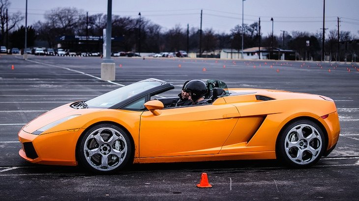 3 Laps Exotic Driving Experience