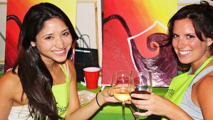 Paint Nite-Manchester