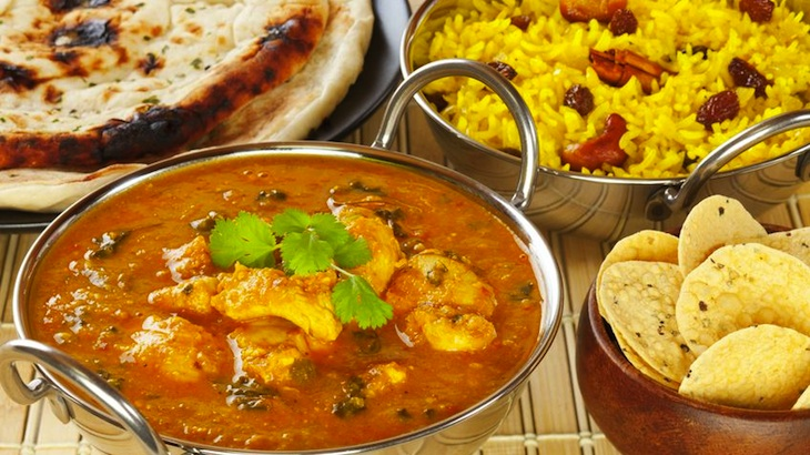 Best Indian Food Nh